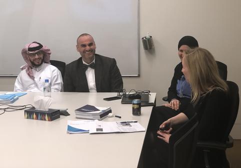 HBKU Showcases Graduate Programs at International Partner Universities
