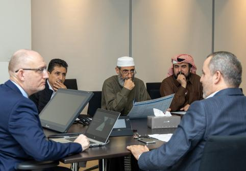 HBKU's College of Islamic Studies Concludes Information Session