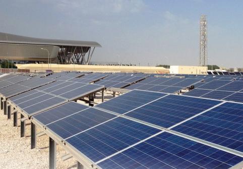 مركز الطاقة بمعهد قطر لبحوث البيئة والطاقة في جامعة حمد بن خليفة يطلق أول أطلس للطاقة الشمسية في قطر