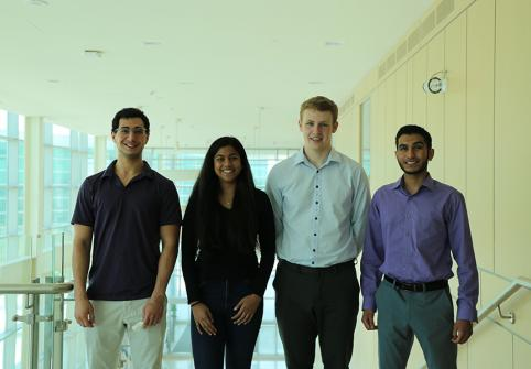 HBKU's QCRI Hosts Princeton University Student Researchers