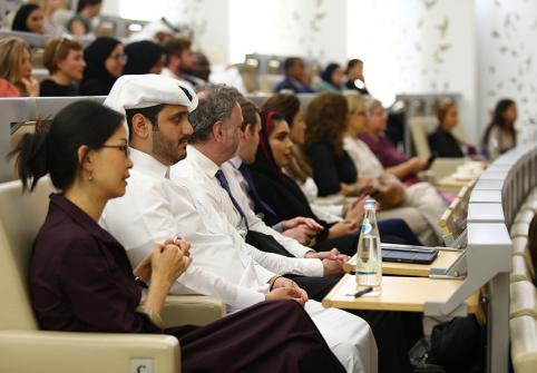 HBKU's College of Law Colloquium Explores Women in the Workplace