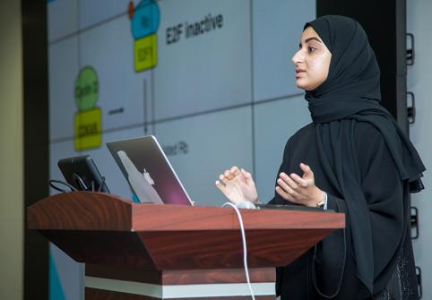 Students Conduct Research in State of the Art Laboratories During Internship Program Hosted by HBKU's QBRI