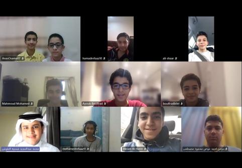 معهد قطر لبحوث الحوسبة بجامعة حمد بن خليفة يعلن عن أسماء الفائزين  في مسابقة بايثون للبرمجة