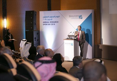 College of Science and Engineering Hosts Annual Research Open Day at HBKU