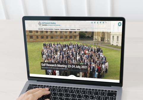 كلية السياسات العامة تنظم ورشة عمل ضمن ملتقى الخليج للأبحاث في جامعة كامبريدج