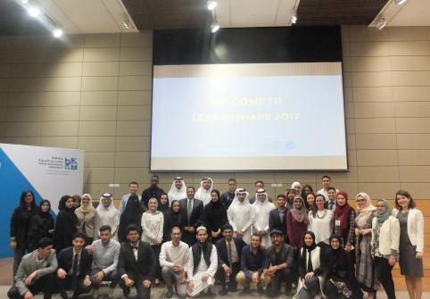 inspiring HBKU students
