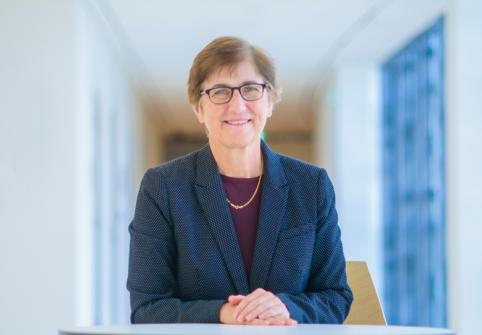 Susan Karamanian, Dean of HBKU's College of Law and Public Policy