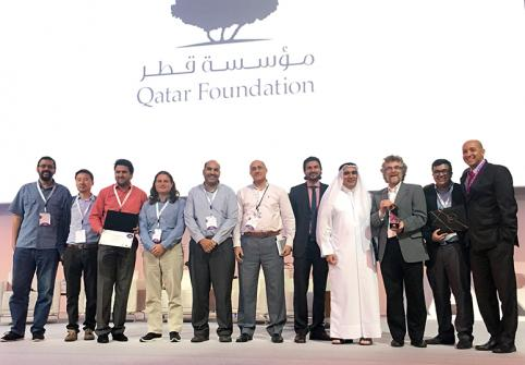 Qatar Computing Research Institute's Advanced Transcription System Earns ARC'18 Best Innovation Award