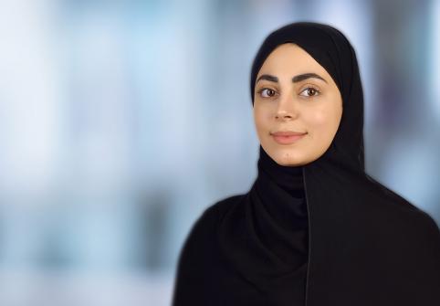 حوار صحفي خاص مع خريجة شيخة المسند