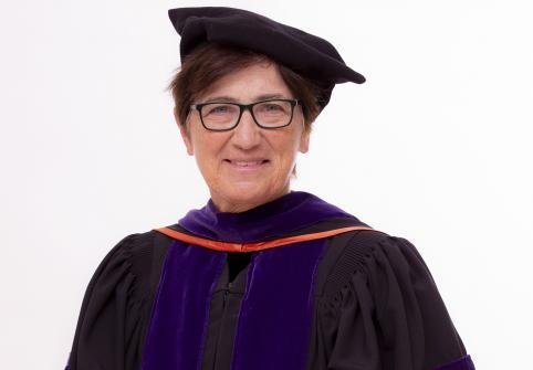 Exclusive Statement for Graduation - Dr. Susan L. Karamanian