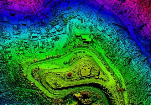 بناء النظم لتمكين علم البيانات المكانية على نطاق واسع