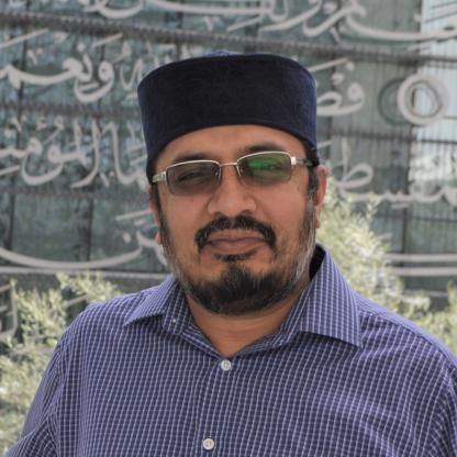 Dr. Muhammad Modassir Ali