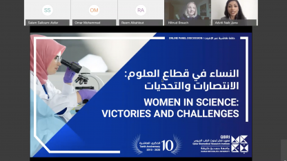 Women in Science: Victories and challenges