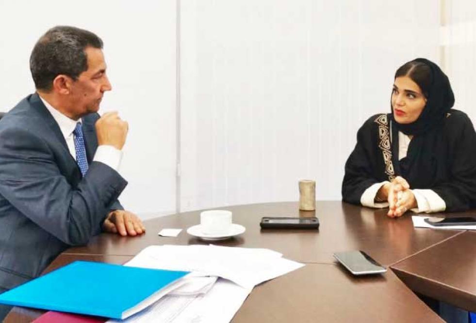 Dr. Amal Al Malki speaks about increasing interest in translation in the Arab world