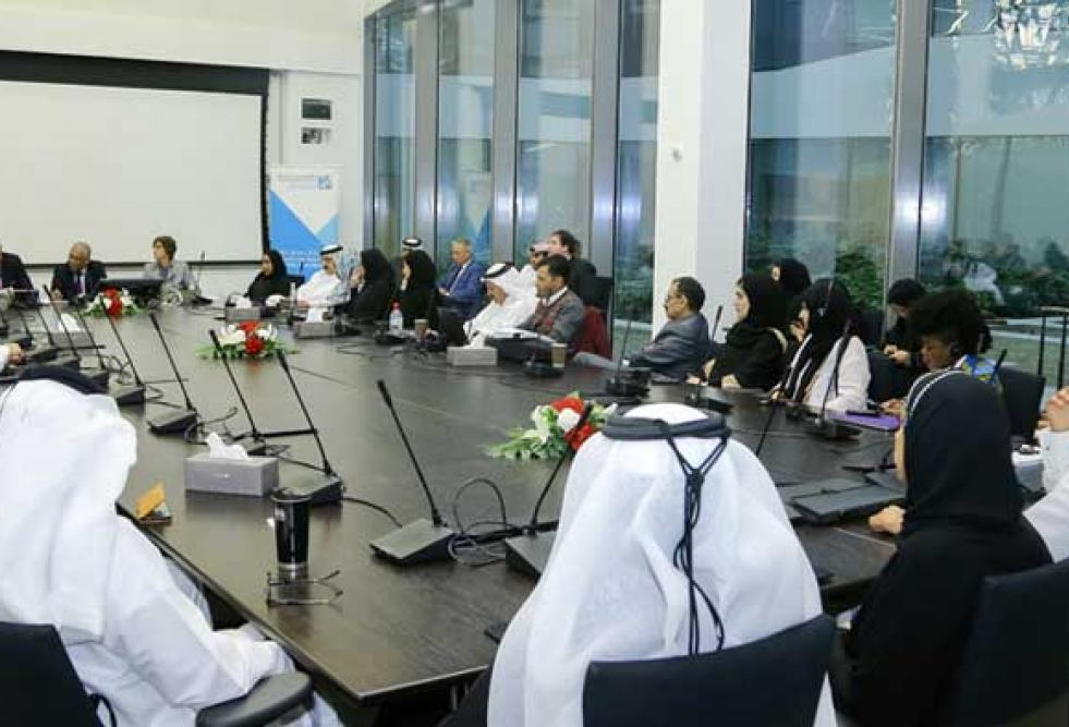 HBKU's College of Law and Public Policy Hosts Minister-President of Paraguay's Supreme Court of Justice
