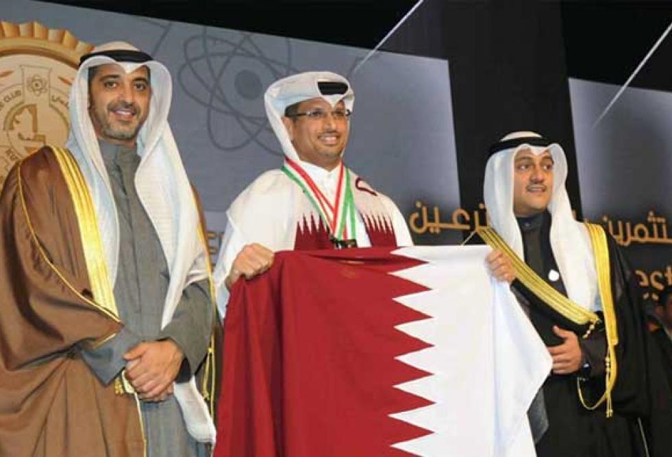 طالب دكتوراه في كلية العلوم والهندسة بجامعة حمد بن خليفة يفوز في مسابقة للابتكار بالكويت