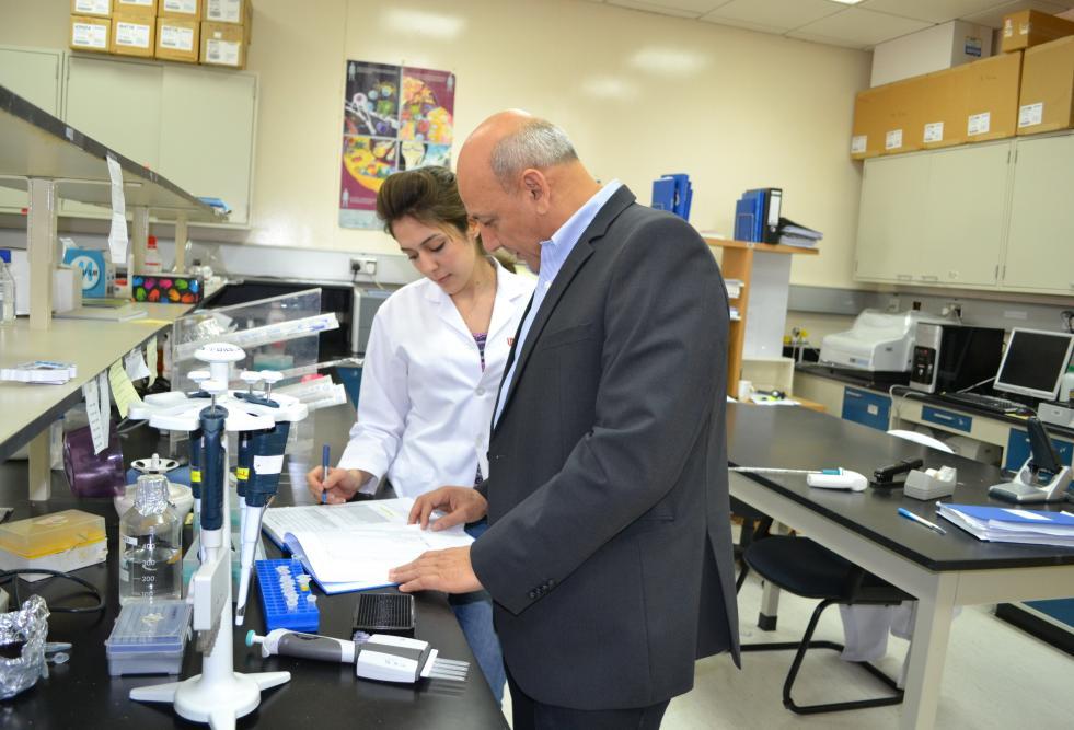 اختيار جامعة حمد بن خليفة لاستخدام تقنية طوّرها علماء معهد قطر لبحوث الطّبّ الحَيَويّ  في قطر، للتحقق من تجارب سريرية مهمة خاصة بإنتاج لقاح ضد مرض باركنسون
