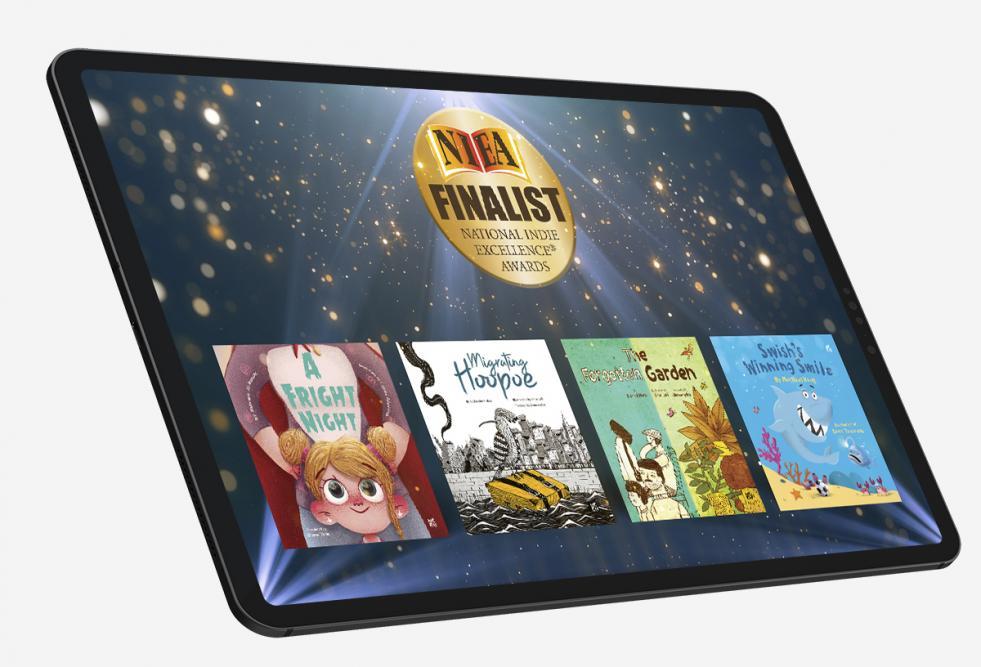 """كُتب الأطفال الصادرة عن دار جامعة حمد بن خليفة للنشر  تتصدر ترشيحات جوائز """"ناشيونال إندي إكسلنس"""" 2021"""