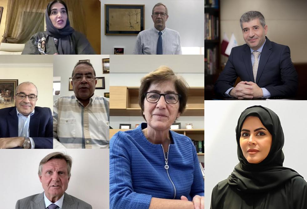جامعة حمد بن خليفة، عضو مؤسسة قطر، تختتم العام الدراسي بتقديم رسائل  تهنئة افتراضية لطلابها الخريجين