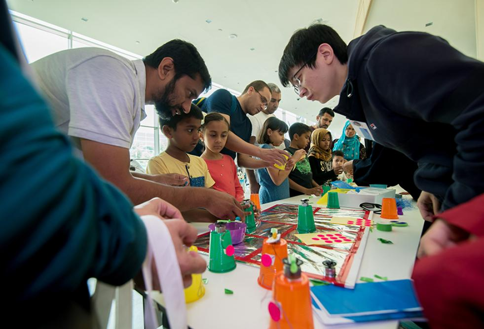 QCRI to Host Creative Space Fair for Children