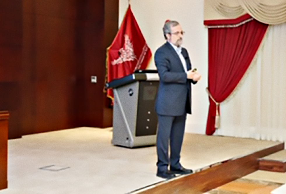 College of Islamic Studies Leads Lecture for Military Officers at Joaan Bin Jassim Joint Command and Staff College