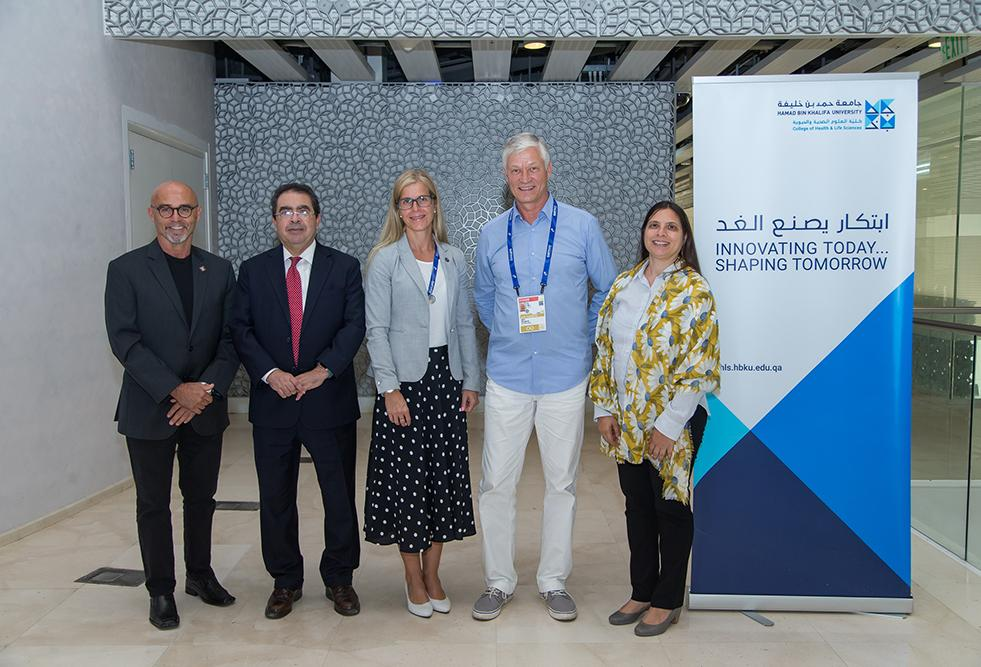 HBKU's College of Science and Engineering Event Highlights Sport Management Best Practices