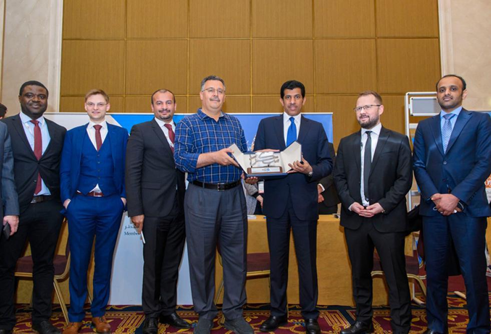 Hamad Bin Khalifa University Presents Graduate Opportunities to Students in Turkey at International Education Fair