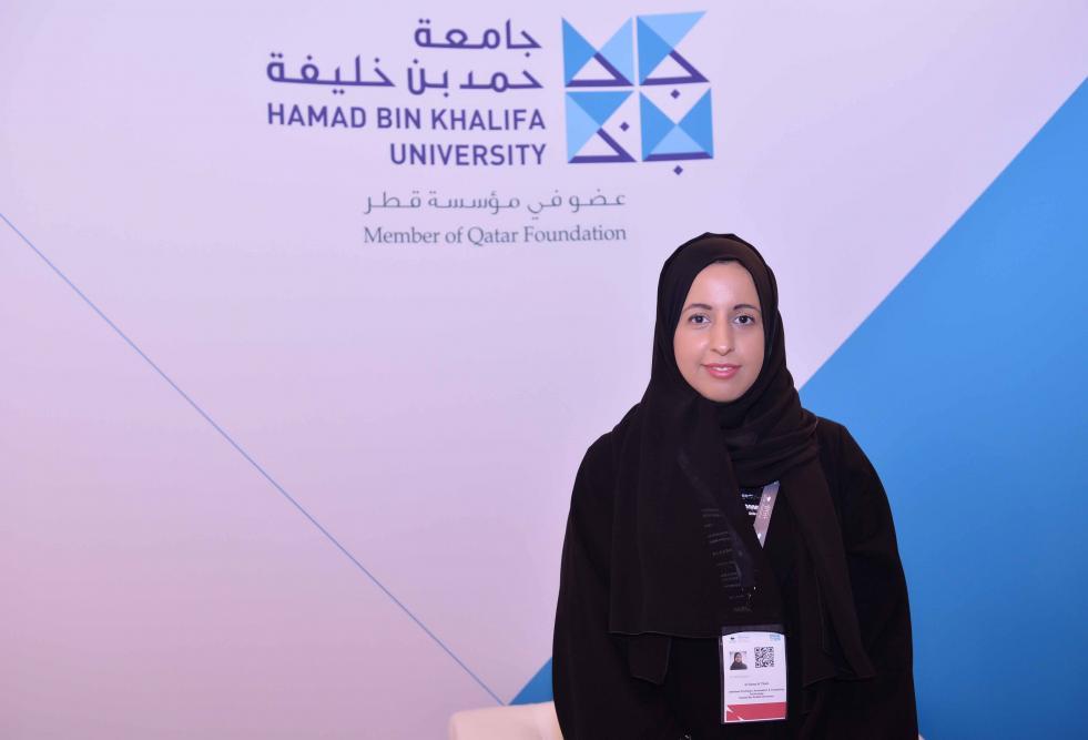 Dr. Michaël Aupetit, a senior scientist at Qatar Computing Research Institute
