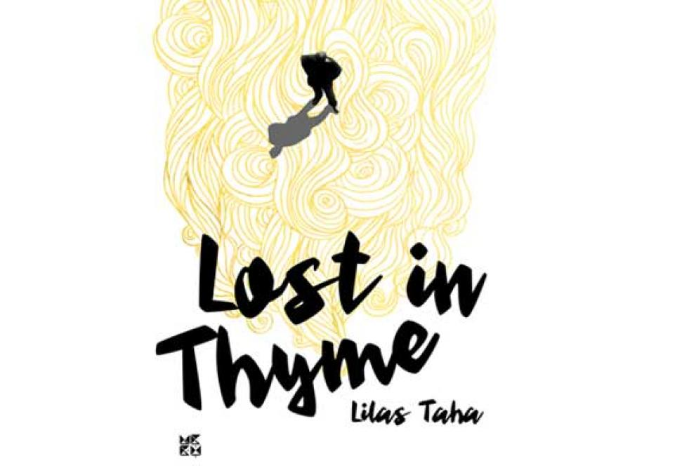 دار جامعة حمد بن خليفة للنشر تصدر رواية جديدة للكاتبة اللامعة ليلاس طه بعنوان  Lost in Thyme