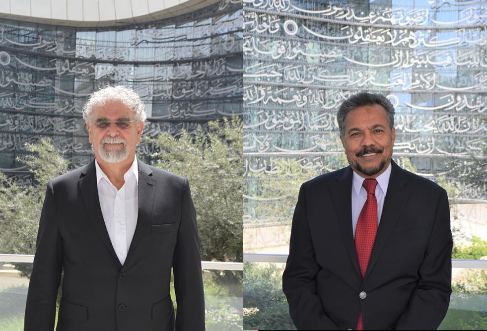 كتابان صادران عن كلية الدراسات الإسلامية بجامعة حمد بن خليفة  حول التكنولوجيا المالية والهجرة يحظيان بتقدير عالمي