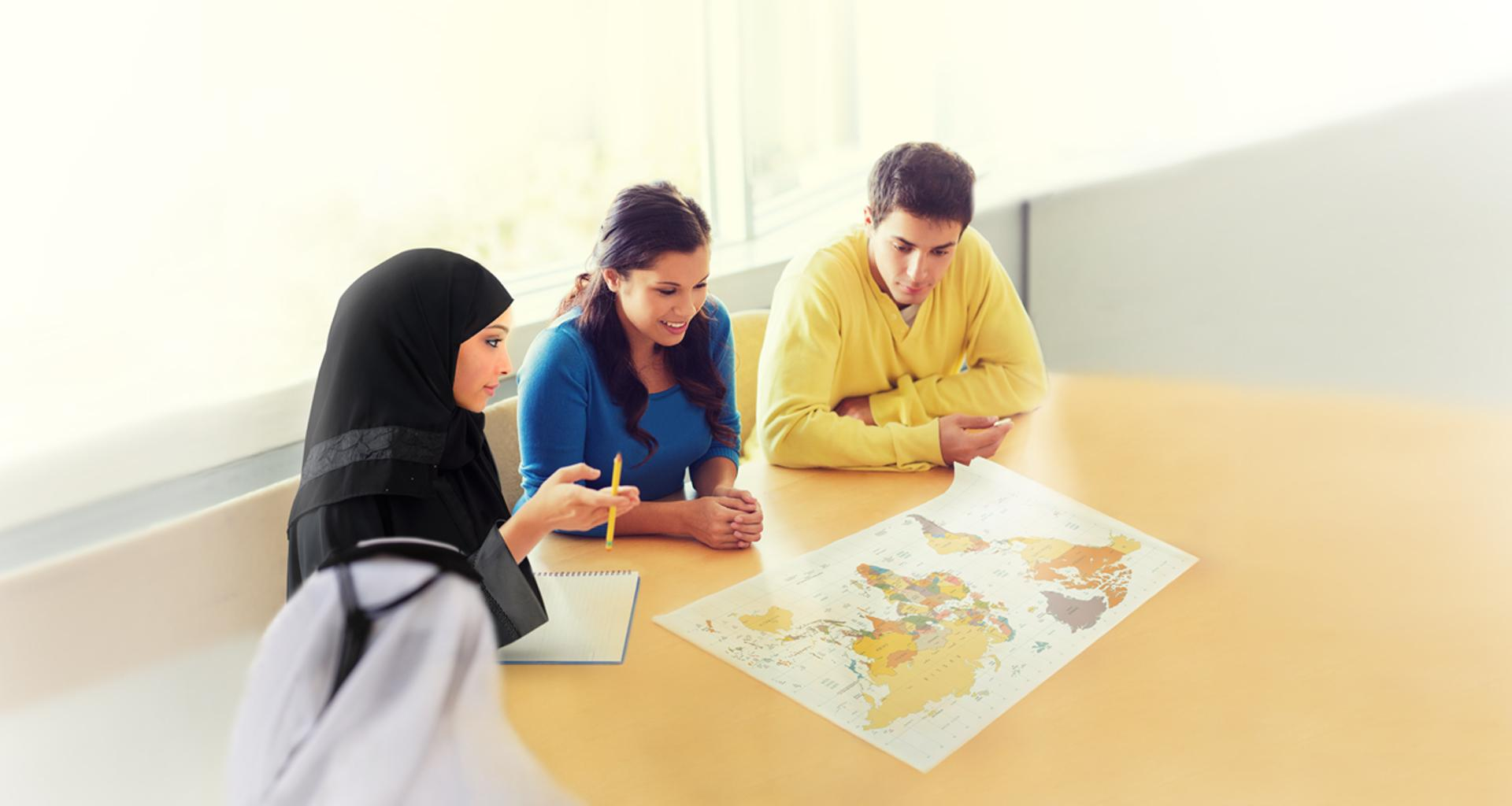 Master of Arts in Islam and Global Affairs