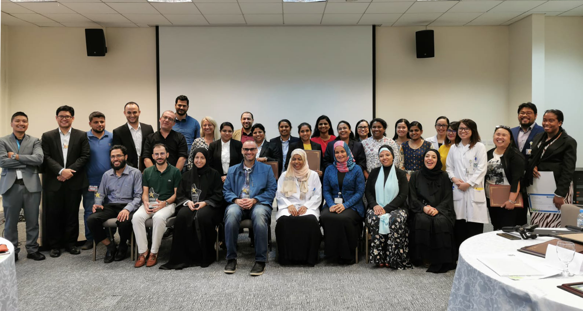 College of Science and Engineering Concludes Workshops with HMC's Nursing Informatics Department