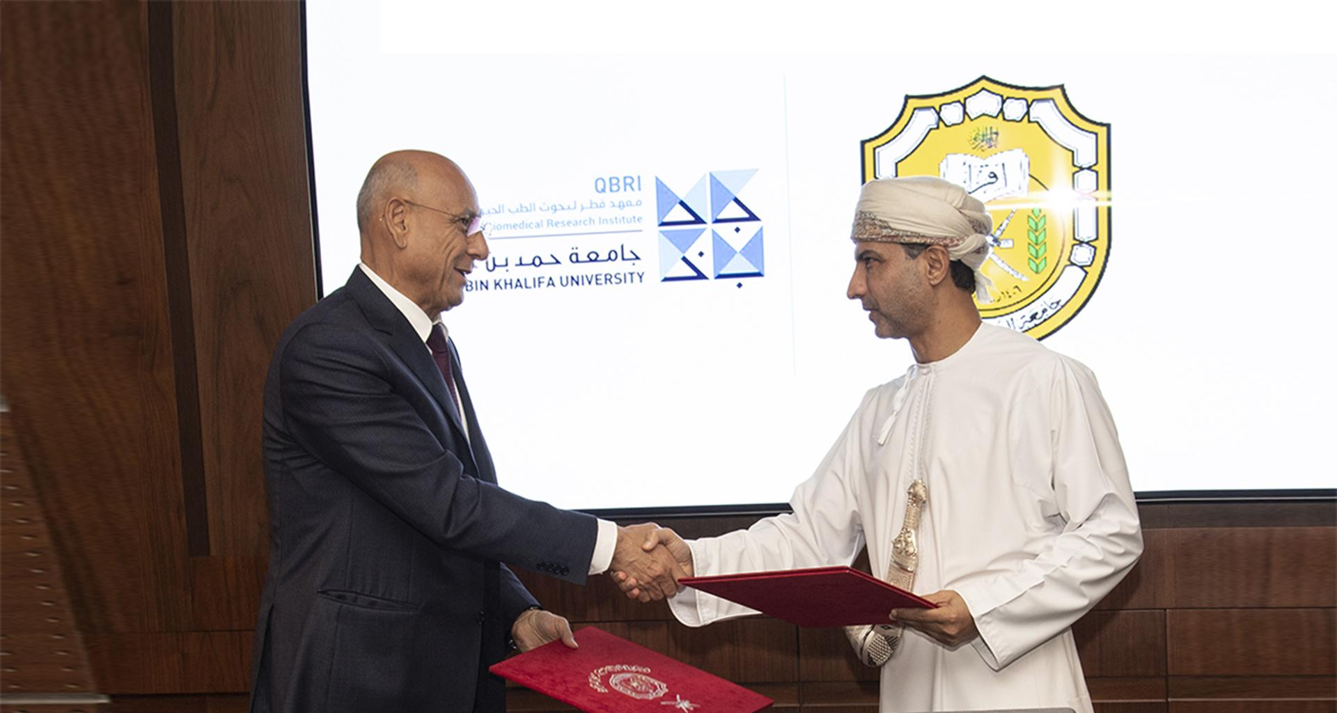 Qatar Biomedical Research Institute to Cooperate with Sultan Qaboos University on Autism Research