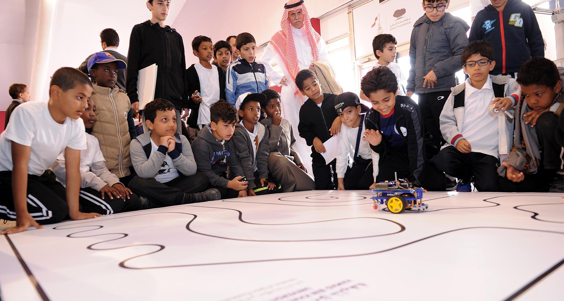 HBKU Participation in Darb Al Saai