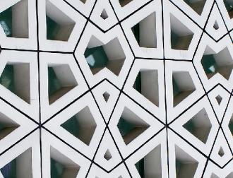 فن الزخرفة الهندسية الإسلامية