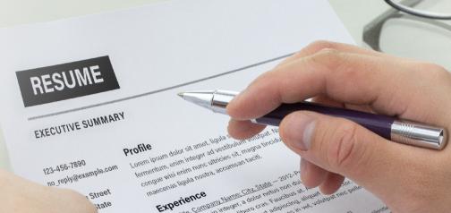 Resume and CV Writing: Tips and Tricks