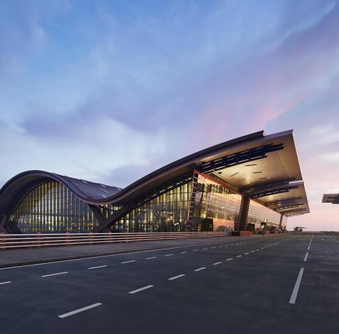 مطار حمد الدولي في شراكة بحثية جديدة مع جامعة حمد بن خليفة هي الاولى من نوعها تهدف الى تعزيز تجارب المسافرين