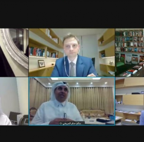College of Law at HBKU Presents Public Webinar to Reflect on Democracy and Constitution of Qatar