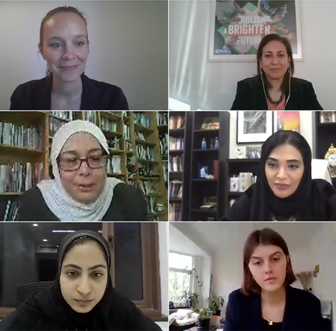 HBKU's College of Humanities and Social Sciences Webinar Discusses Oxfam Report on Safety of Digital Spaces