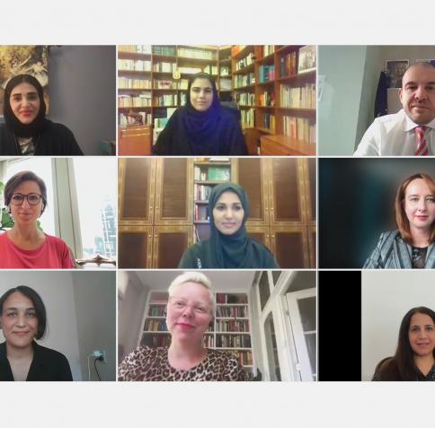 HBKU's College of Humanities and Social Sciences and the European Union Deliver High-Level Workshop to Strengthen Qatari Women's Political Participation