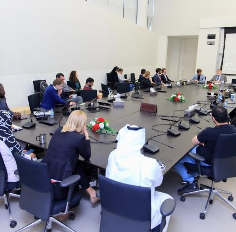 كلية القانون بجامعة حمد بن خليفة تستضيف ندوة حول التحكيم والأخلاقيات القانونية