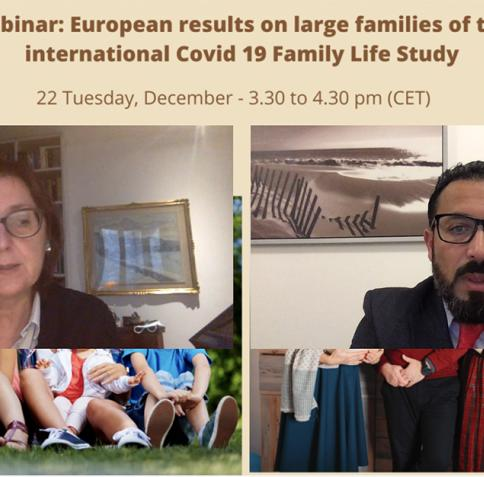 HBKU's College of Public Policy Holds Webinar Series on COVID-19 Family Life Study