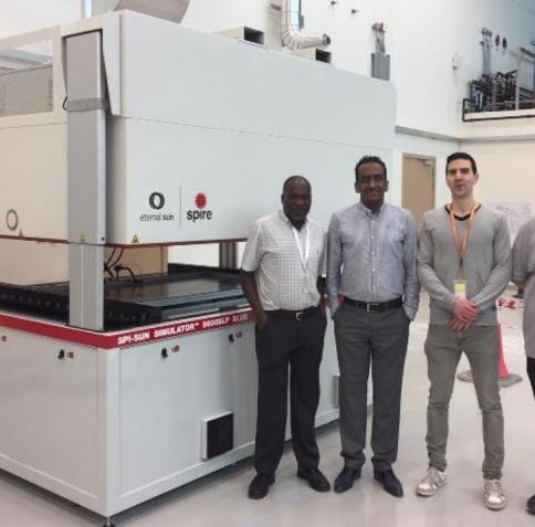 معهد قطر لبحوث البيئة والطاقة يتعاون مع شركة إترنال صن سباير لتعزيز أبحاث الطاقة الشمسية