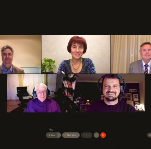 CPP's Governance Webinar Series Continues With Panel Discussion on Scientists' Social Engagement