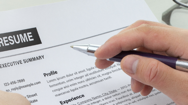 Resume and CV Writing: Tips and Tricks