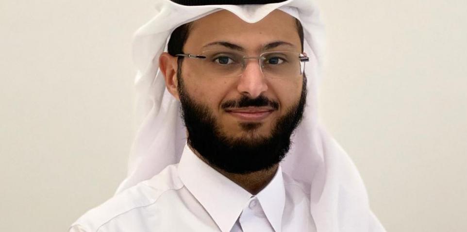 بدر محمد السادة في دائرة الضوء ضمن سلسلة الفائزين بمنح برنامج المنح الدراسية لطلبة الدراسات العليا