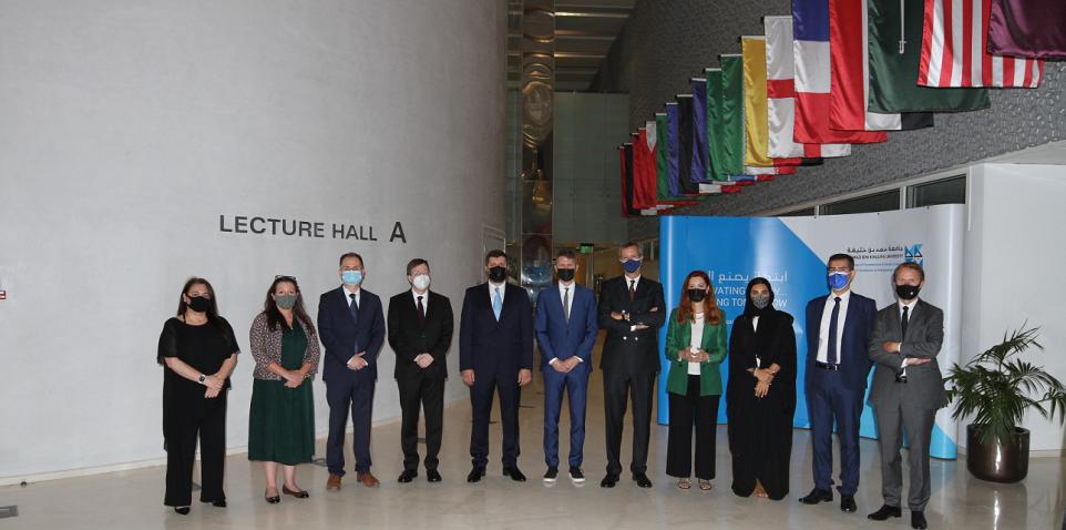 معهد دراسات الترجمة بجامعة حمد بن خليفة يحتفي بالتنوع اللغوي والثقافي في اليوم الأوروبي للغات
