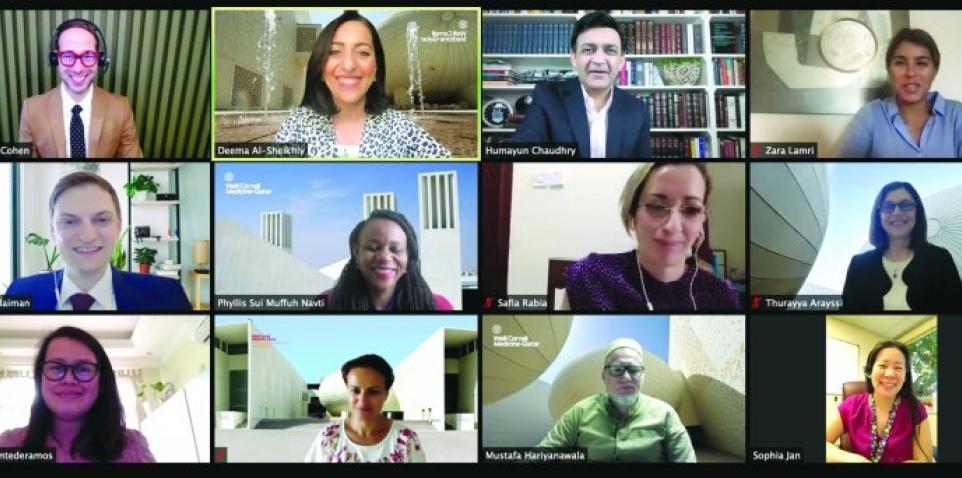 WCM-Q explores legal issues of telemedicine in pandemic