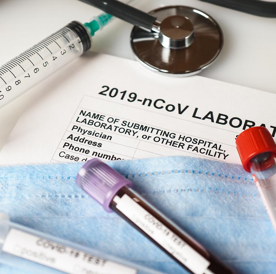 الباثولوجيا المناعية والتشخيص بالتصوير المقطعي في حالات كورونا الشديدة