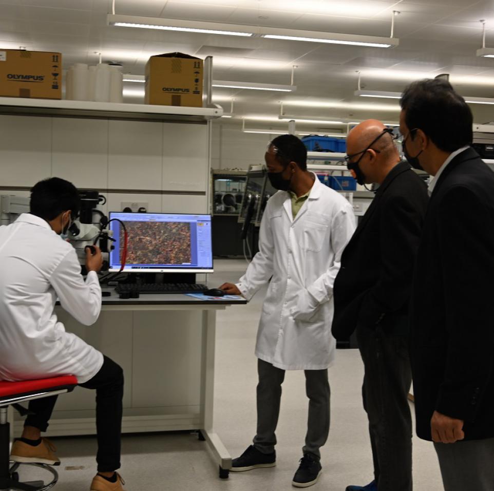 معهد قطر لبحوث البيئة والطاقة ينال اعتماد الأيزو عن مختبرات المعايرة والاختبار